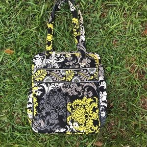 Vera Bradley Retired pattern Baroque tote